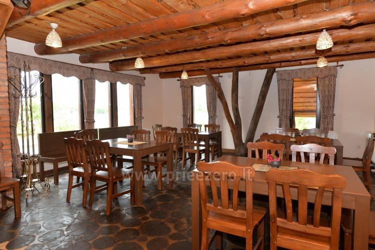 Kavinė - baras Įlankos sodyboje: banketai, konferencijos, seminarai - 4