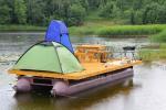 Pramogos Įlankos sodyboje: pirtys, pramoginis laivas, valtys, vandens dviračiai, paplūdimys... - 8