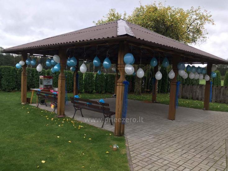 Pokylių salė vestuvėms ir ne tik Lazdijų rajone Nerijaus sodyboje - 6