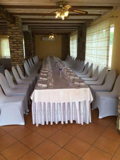 Pokylių salė vestuvėms ir ne tik Lazdijų rajone Nerijaus sodyboje - 11