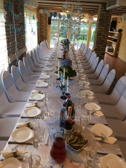 Pokylių salė vestuvėms ir ne tik Lazdijų rajone Nerijaus sodyboje - 12