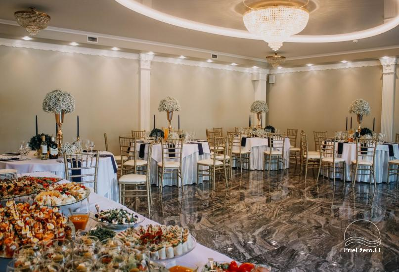 RADAILIŲ DVARAS - restoranas - banketai - vestuvės prie Klaipėdos - 7