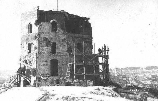 Gedimino pilis ir pilies bokštas - 4
