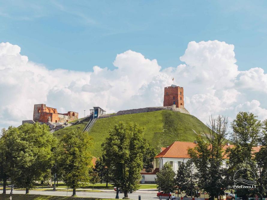Gedimino pilis ir pilies bokštas - 3