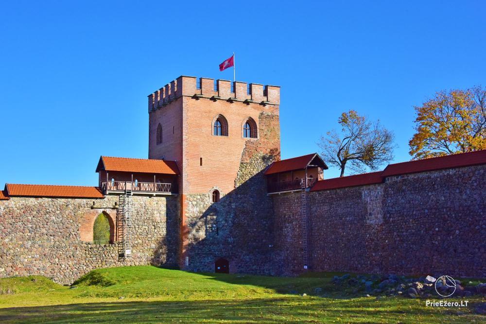 Medininkų pilis - 1