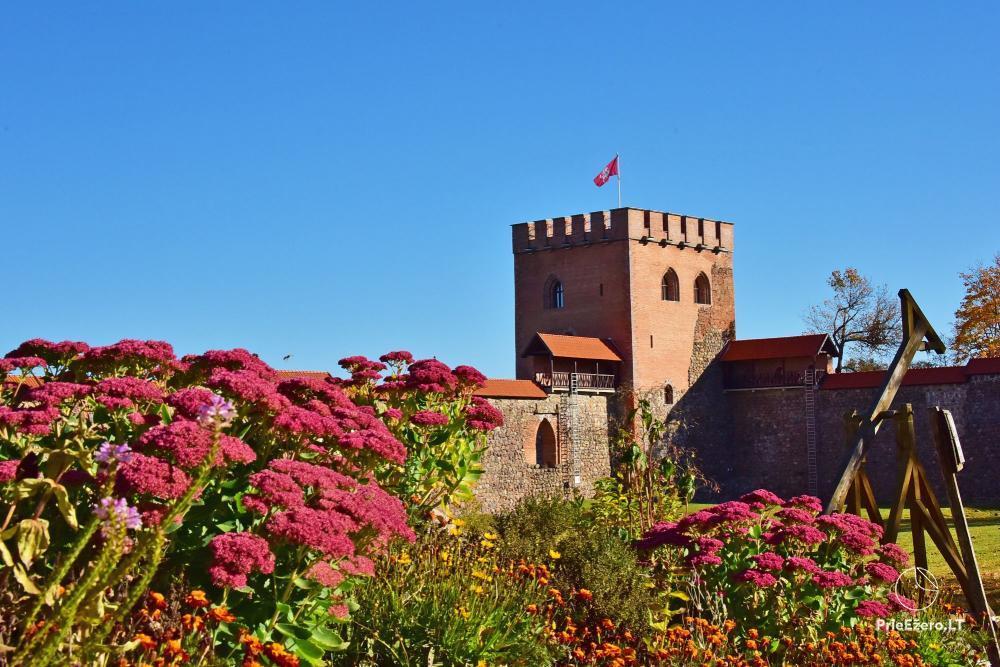 Medininkų pilis - 2