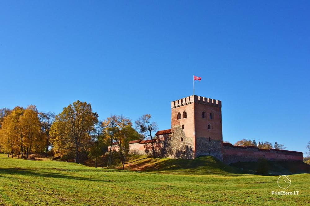Medininkų pilis - 7