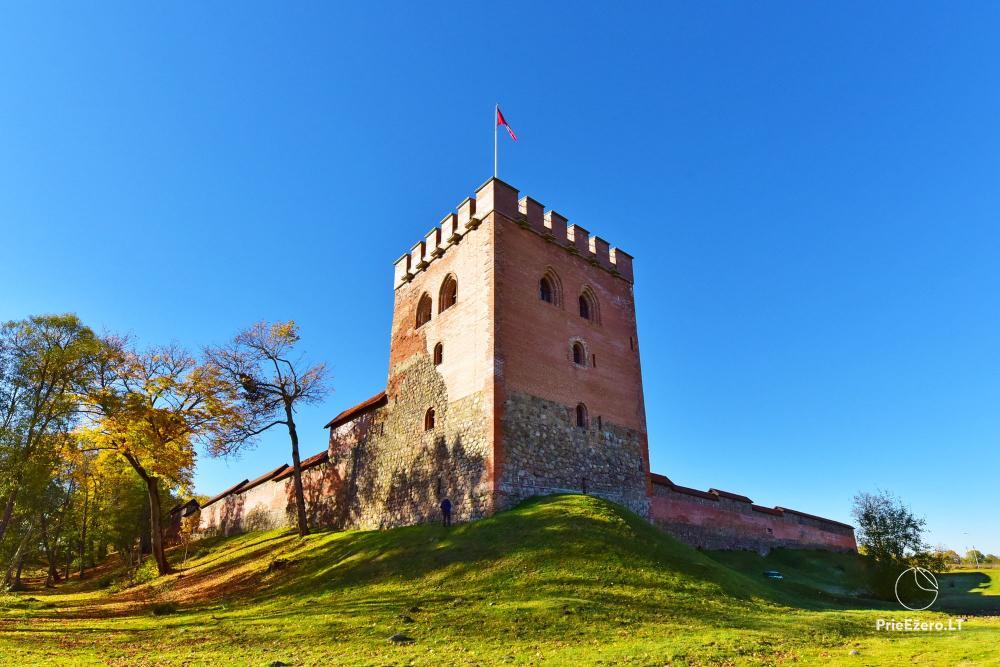 Medininkų pilis - 6