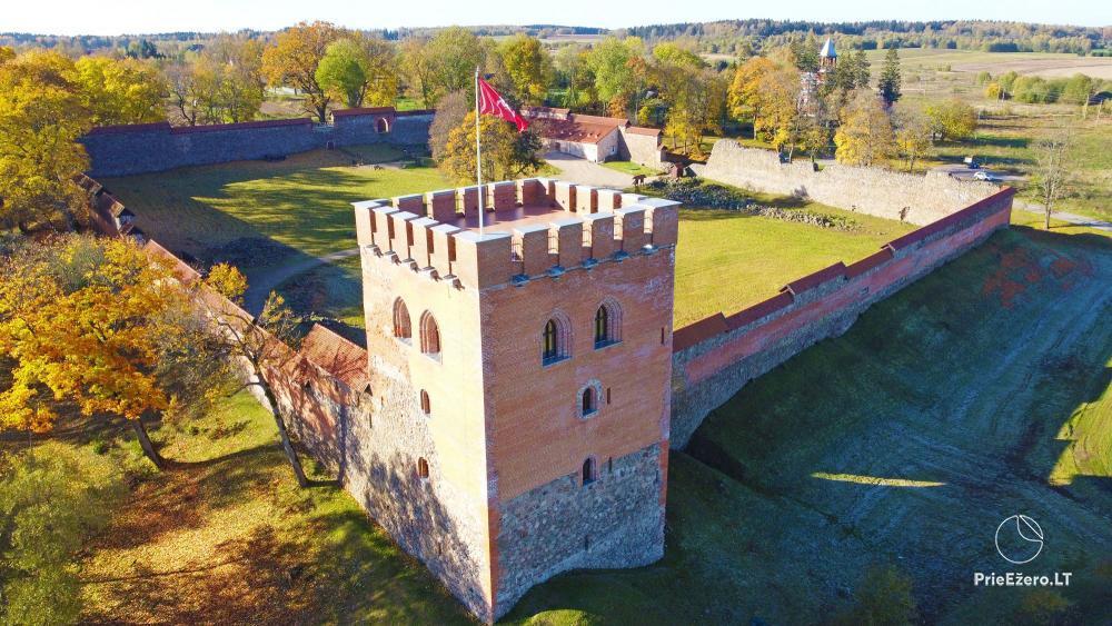 Medininkų pilis - 3