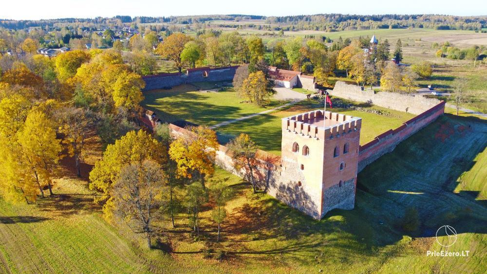 Medininkų pilis - 4