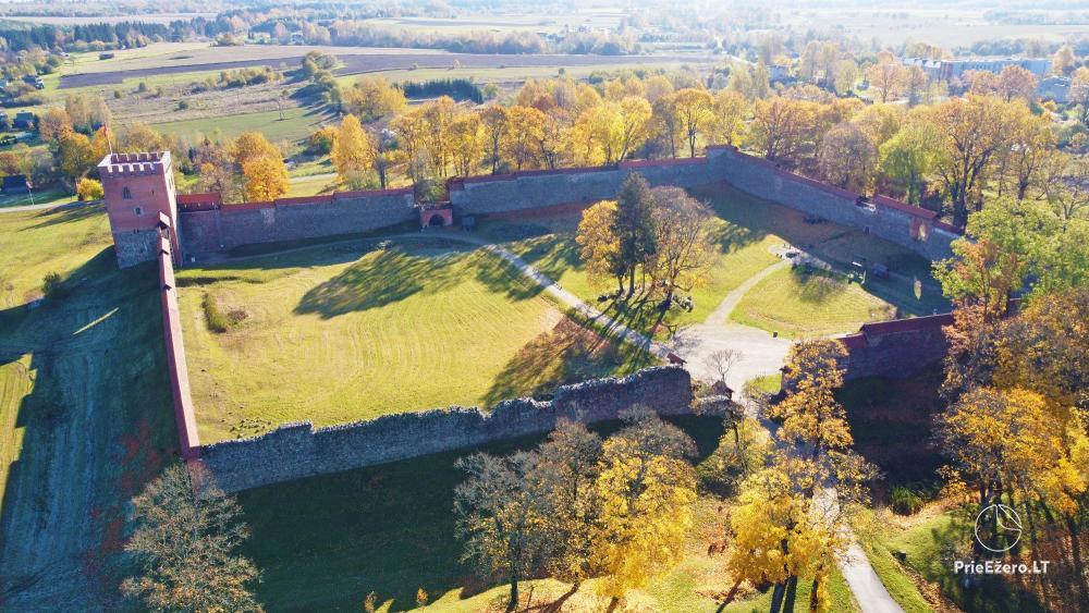 Medininkų pilis - 5