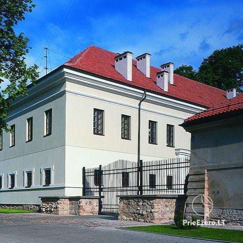 Lietuvos nacionalinis muziejus Vilniuje - didžiausias ir vienas seniausių šalyje Lietuvos kultūros paveldo muziejus - 4
