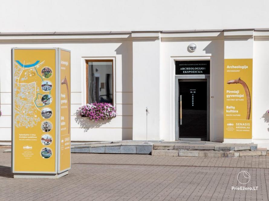 Lietuvos nacionalinis muziejus Vilniuje - didžiausias ir vienas seniausių šalyje Lietuvos kultūros paveldo muziejus - 5