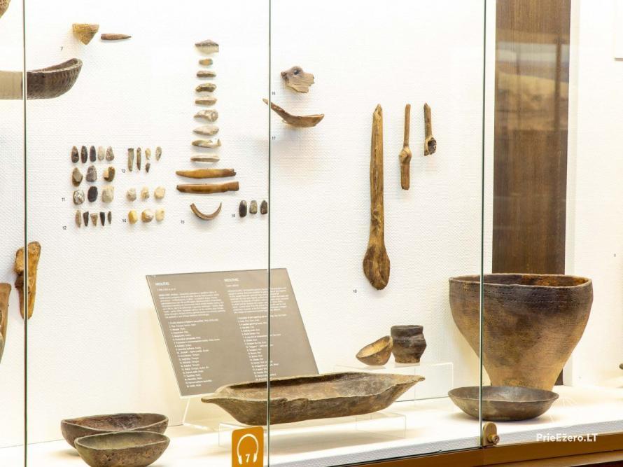 Lietuvos nacionalinis muziejus Vilniuje - didžiausias ir vienas seniausių šalyje Lietuvos kultūros paveldo muziejus - 9