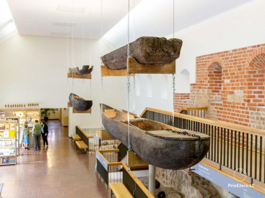 Lietuvos nacionalinis muziejus Vilniuje - didžiausias ir vienas seniausių šalyje Lietuvos kultūros paveldo muziejus - 10