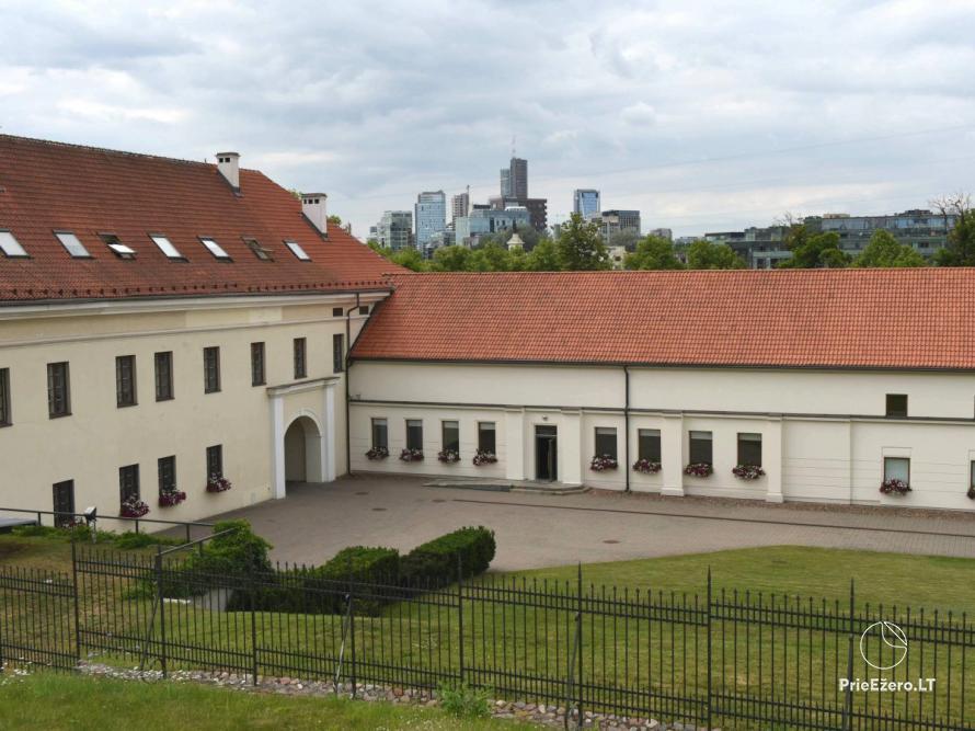 Lietuvos nacionalinis muziejus Vilniuje - didžiausias ir vienas seniausių šalyje Lietuvos kultūros paveldo muziejus - 6