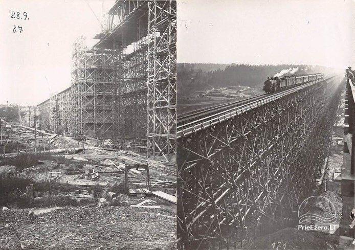 Lyduvėnų tiltas – ilgiausias ir aukščiausias tiltas Lietuvoje - 8