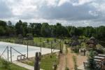 Teniso kortai Kretingos rajone sodyboje Vienkiemis - 2