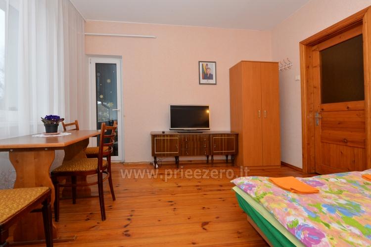 Poilsis Druskininkuose, privačiuose apartamentuose - 12