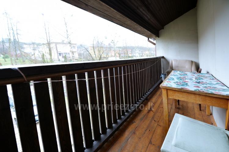 Poilsis Druskininkuose, privačiuose apartamentuose - 14