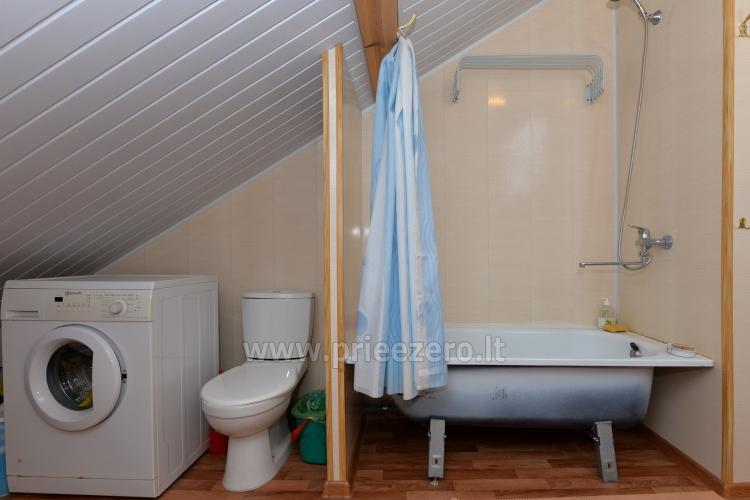 Poilsis Druskininkuose, privačiuose apartamentuose - 27
