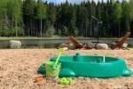 Auksinio elnio slėnis - Pirties namelis, kubilas, kempingas - 7