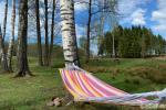 Auksinio elnio slėnis - Pirties namelis, kubilas, kempingas - 11