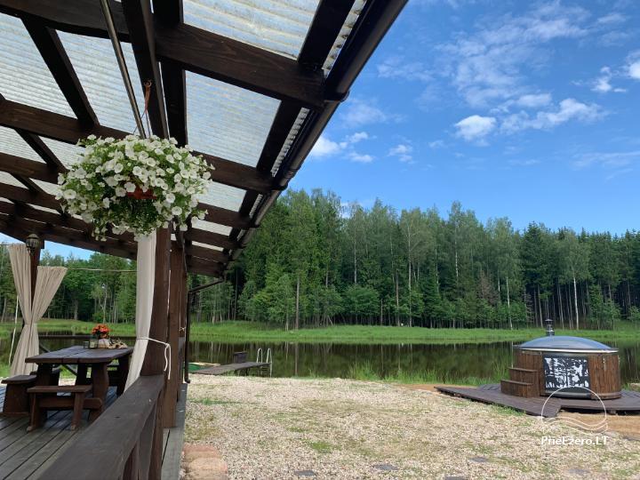 Auksinio elnio slėnis - Pirties namelis, kubilas, kempingas - 13
