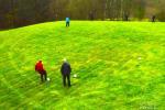 Montebolas –  naujas sportinis žaidimas sodyboje Pagriaumėlė