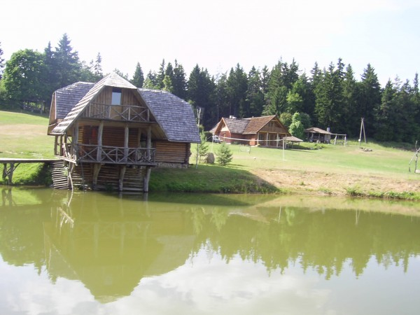Vytauto Zaburo sodyba: pirtis, banketų salė prie Platelių ežero - 8