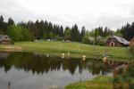 Vytauto Zaburo sodyba: pirtis, banketų salė prie Platelių ežero - 9
