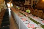 Vytauto Zaburo sodyba: pirtis, banketų salė prie Platelių ežero