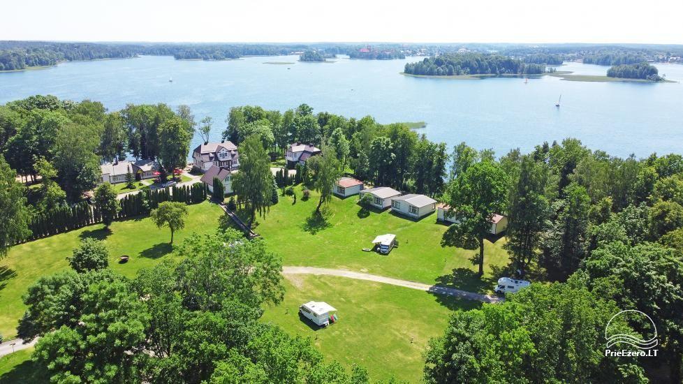 Kempingas Slėnyje prie Galvės ežero. Konferencijų ir pokylių salė - 19