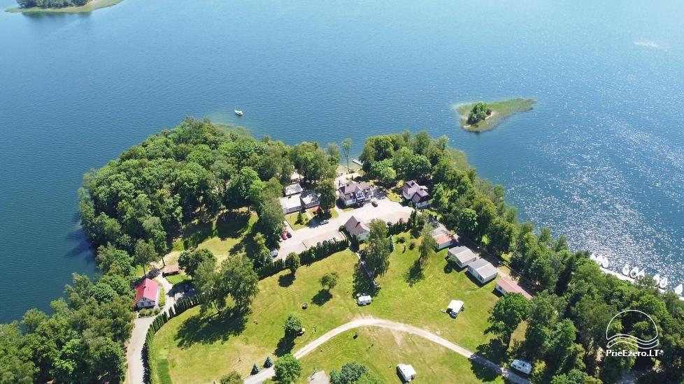 Kempingas Slėnyje prie Galvės ežero. Konferencijų ir pokylių salė - 21