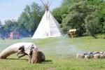 Turistinė stovykla sąskrydžiams ir pramogoms, baidarių nuoma Minijos senvagė - 3