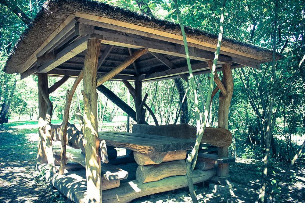 Turistinė stovykla sąskrydžiams ir pramogoms, baidarių nuoma Minijos senvagė - 5