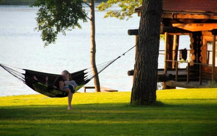 Pirtis kaimo turizmo koplekseTrakų r. ant ežero kranto Margio krantas - 1