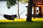 Pirtis kaimo turizmo koplekseTrakų r. ant ežero kranto Margio krantas