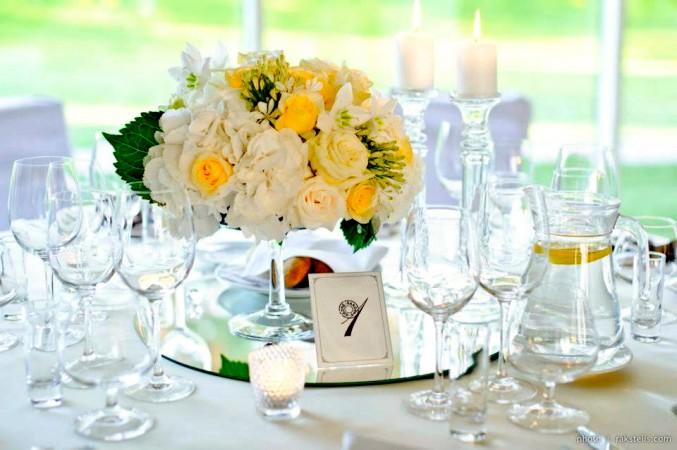 Kompleksas vestuvėms Margio krantas Trakų r. ant ežero kranto - 1