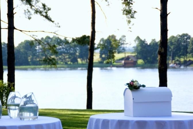 Kompleksas vestuvėms Margio krantas Trakų r. ant ežero kranto - 13
