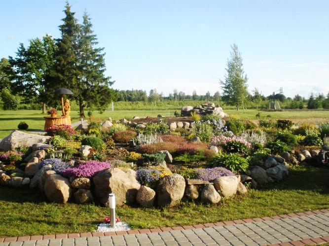 Pokylių salė sodyboje Radviliškio rajone Žinėnai - 9