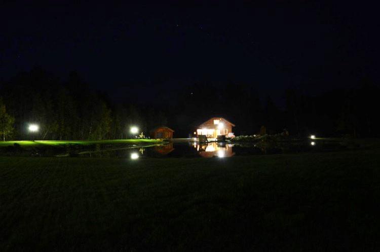 Pokylių salė sodyboje Radviliškio rajone Žinėnai - 12