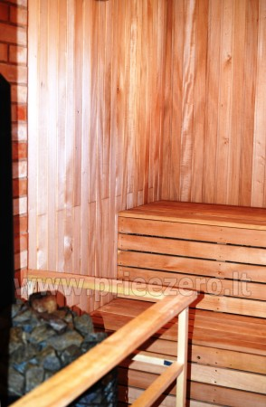 MEMELIO DVARAS Klaipėdos rajone - pirtis, nameliai, apartamentai ant Minijos upės kranto - 4