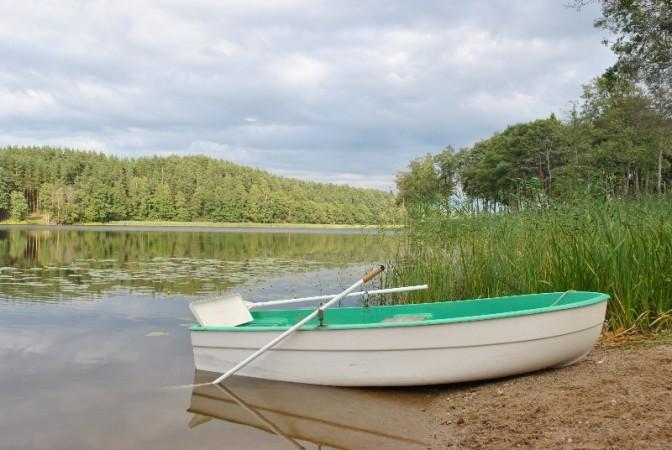 Sodyba Prie Labanoro prie ežero Šlavinas - 1