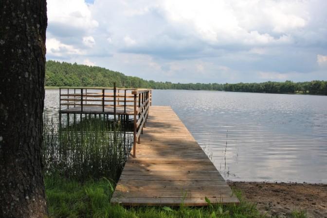 Sodyba Prie Labanoro prie ežero Šlavinas - 4