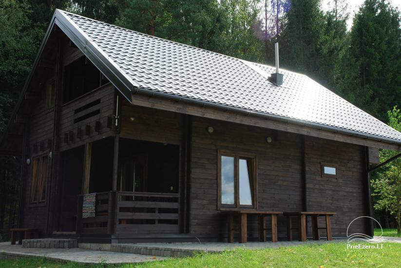 Pirtis ir kubilas Asvejos Sodyboje Vilniaus rajone - 6