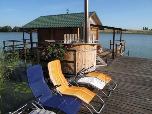 Pirties, kubilo nuoma prie Dviragio ežero, kaimo turizmo sodyboje Brazylija - 1