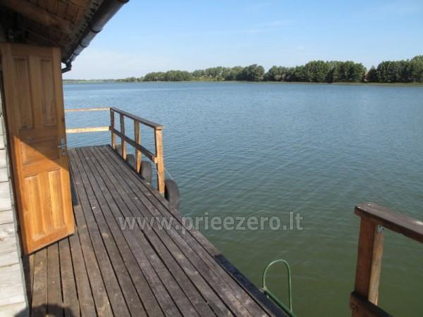 Pirties, kubilo nuoma prie Dviragio ežero, kaimo turizmo sodyboje Brazylija - 4