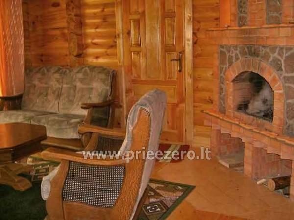 Romantiškos atostogos Šakarvos sodyboje Ignalinos rajone - 3