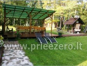 Romantiškos atostogos Šakarvos sodyboje Ignalinos rajone - 10